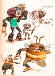 character studies 2 by bawayan