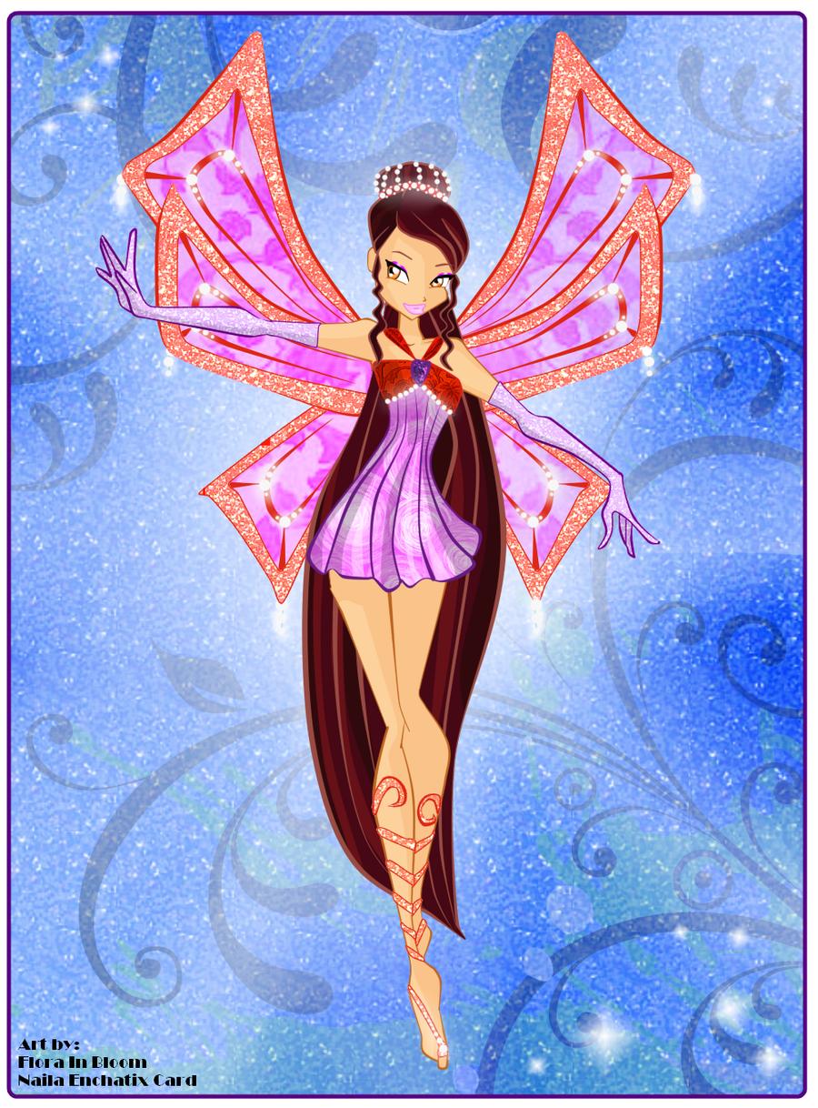 Need a Good Fanart Maker Naila_Enchantix_Card_by_florainbloom