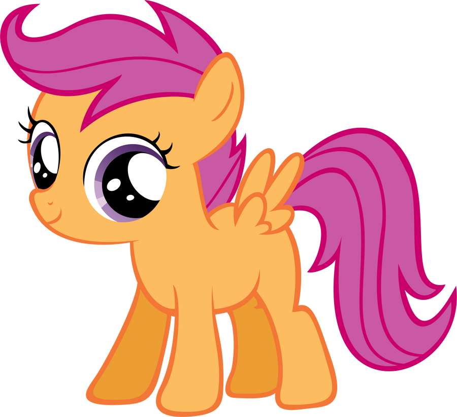 Simply Scootaloo by Ry...