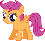 Simply Scootaloo