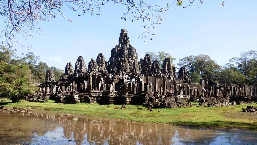 Cambodia by Yabenaut