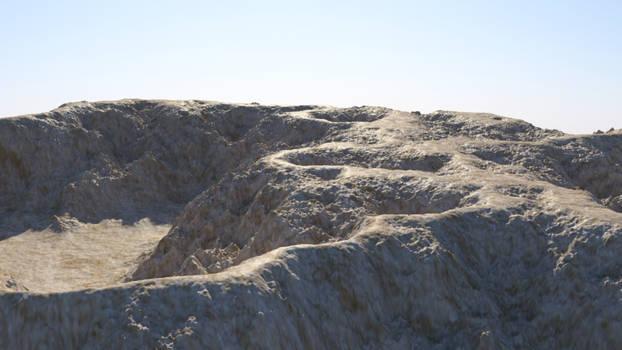 terrain in maya #2