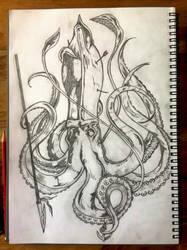 Squid Pencil