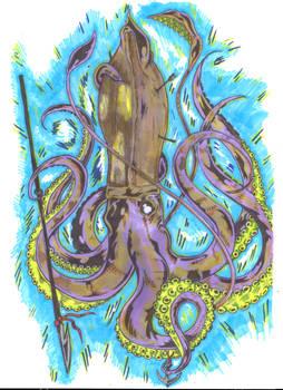 Squid Colour
