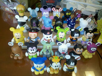 Vinylmation by animie959