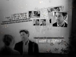 Meredith and Derek by sallyGREY