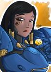 Overwatch : Pharah