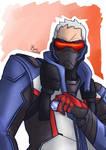 Overwatch : Soldier 76
