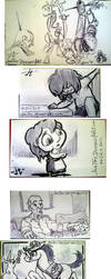 Index Cards 2 by JeaTay
