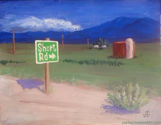 Short Road by JeaTay