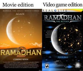 Ramadan Design Creation by musthaf9