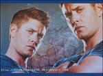 Dean Winchester - SPN by fragilesoul15