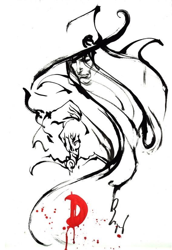 D vampire Hunter by justbuzz