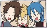 Kingdom Hearts Birth By Sleep Friends Forever! by AeroxVentusxYuni