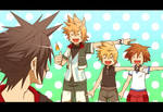 Over There, Vanitas!