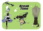 KH BBS : Break Time!