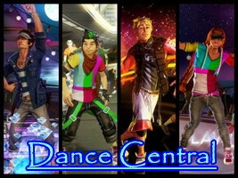 Dance Central~! by AeroxVentusxYuni