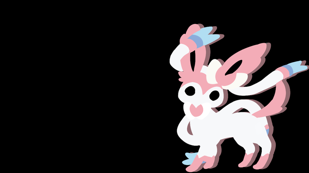 Pokemon Wallpaper Sylveon By Flows Backgrounds