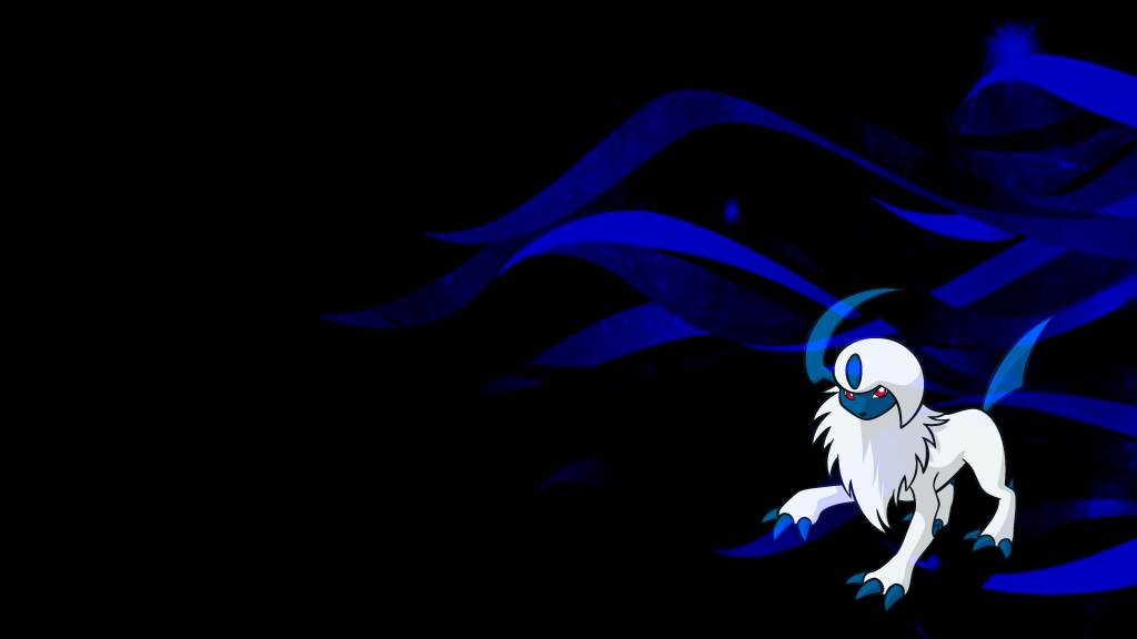 . Pokemon Wallpaper . Absol . by Flows-Backgrounds on ...