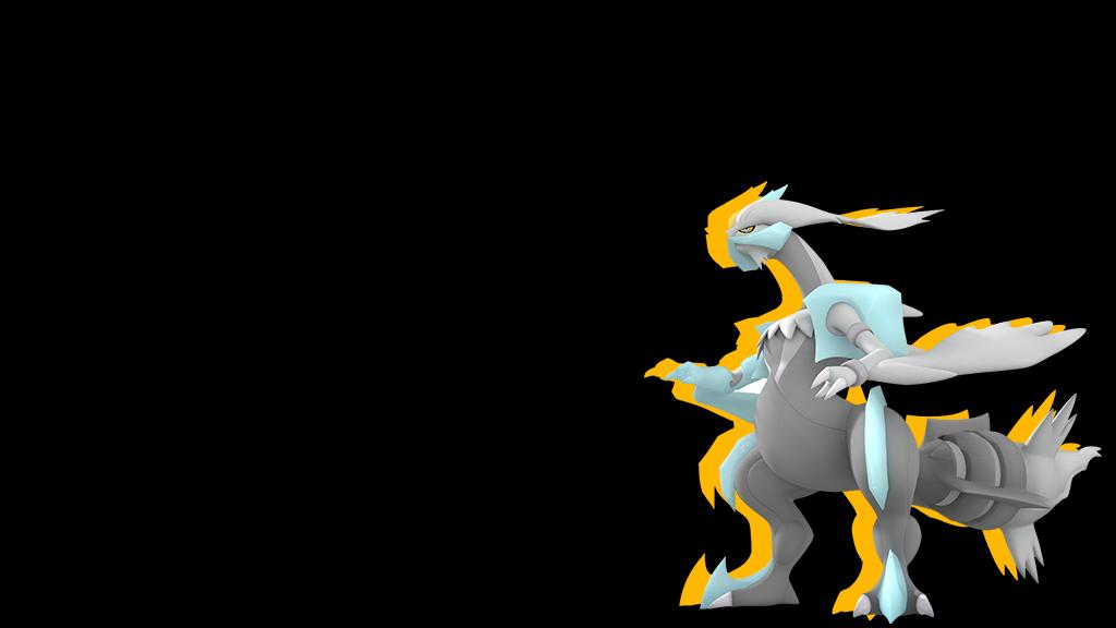 Pokemon Wallpaper 3d White Kyurem By Flows Backgrounds