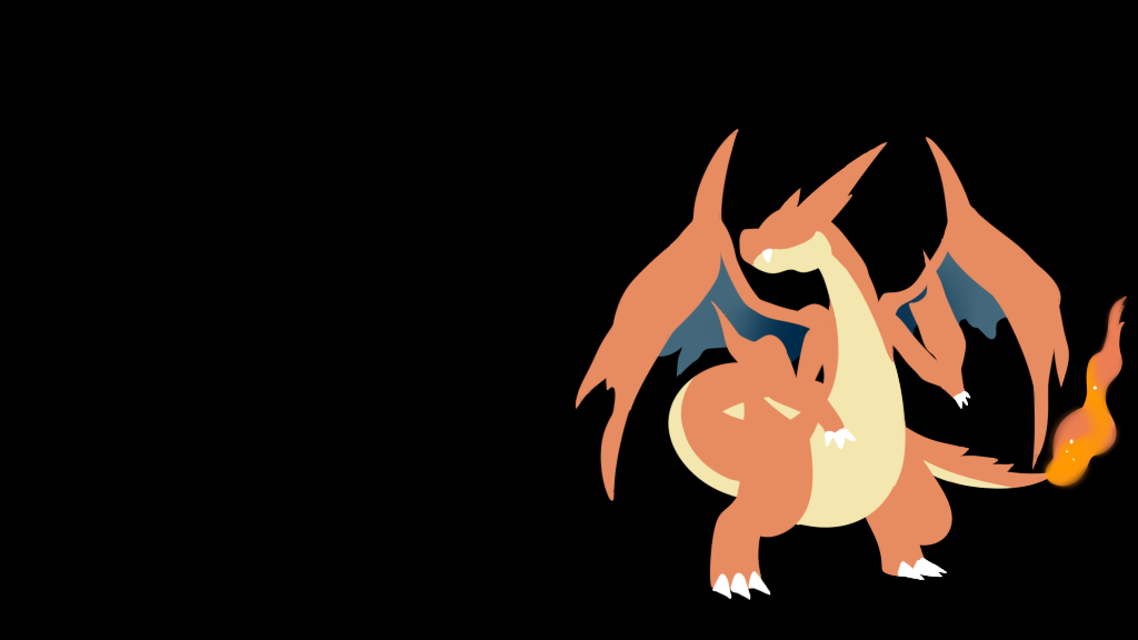 Pokemon Wallpaper Mega Charizard Y By Flows Backgrounds