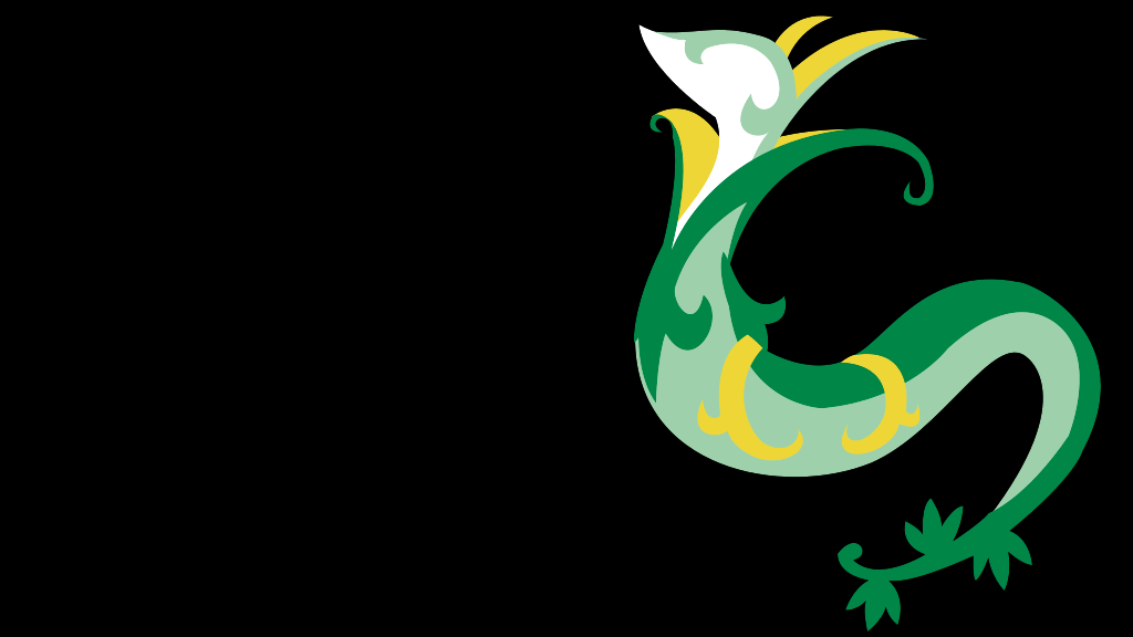 . Pokemon Wallpaper . Serperior . by Flows-Backgrounds on ...