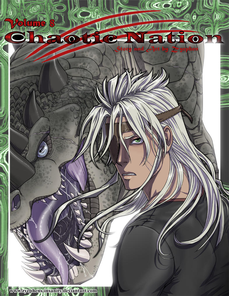 Chaotic Nation Ch8 Cover by Zyephens-Insanity