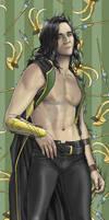 Loki Dakimakura