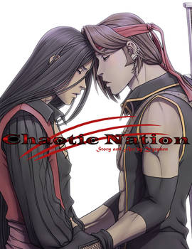 Chaotic Nation Ch15 Cover