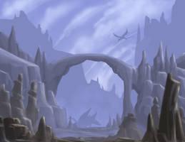 Dragon Landscape