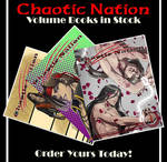 All 3 CN Books in Stock Now by Zyephens-Insanity