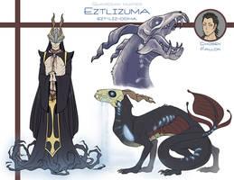 Eztlizuma Character Sheet