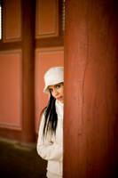 Skyler at Kyunbok Palace 05 by PhoenicianDreamz