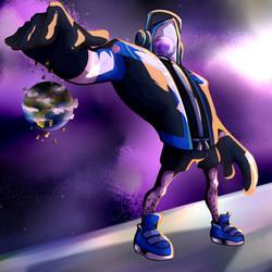 DJ Subatomic Supernova [No Straight Roads]