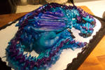 Buttercream Cupcake Dragon