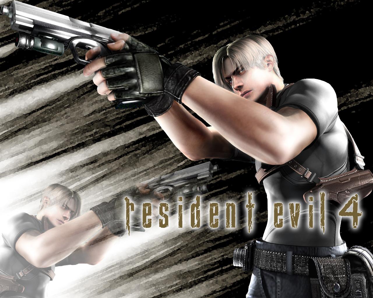Resident Evil 4 Leon Kennedy By Omni Dante On Deviantart