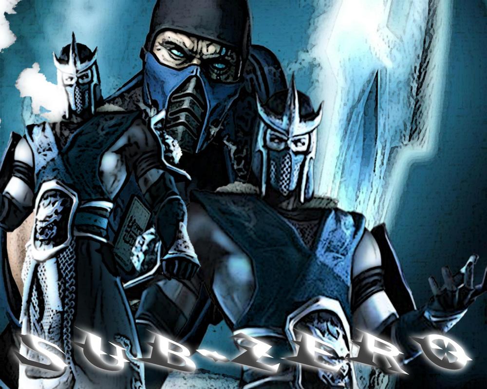 ninjas del mortal kombat e historias (parte 1) - Imágenes en