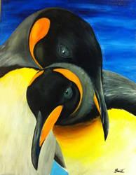 The Penguins by SydneyJoy