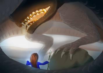 Minis Dragon by Mini-Drachin