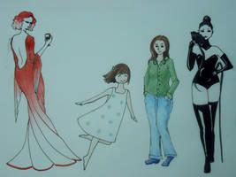 Mini, me, myself and I