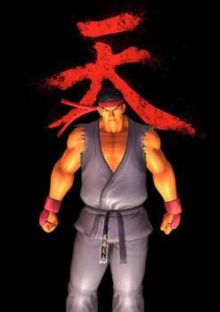 Xnalara: Evil Ryu