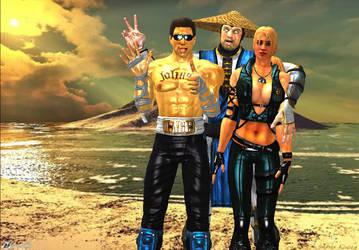 MK 9 Survivors by karadaniano