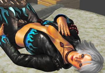 Hot Christie by karadaniano