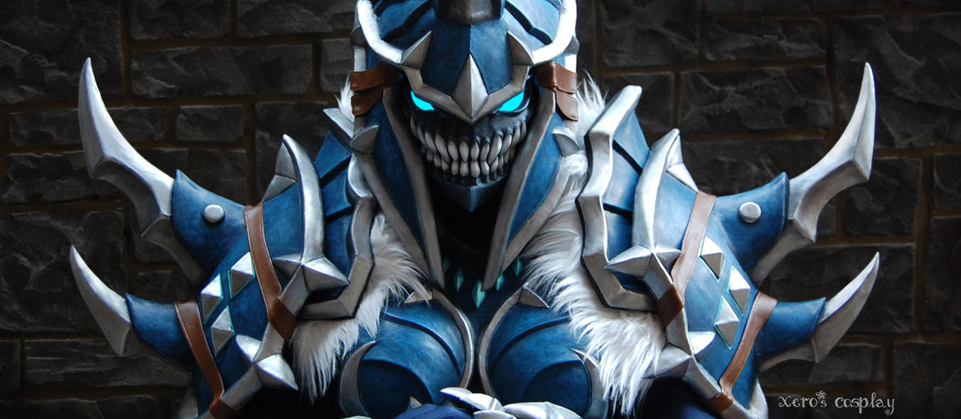 Death Knight by Xero-Cosplay
