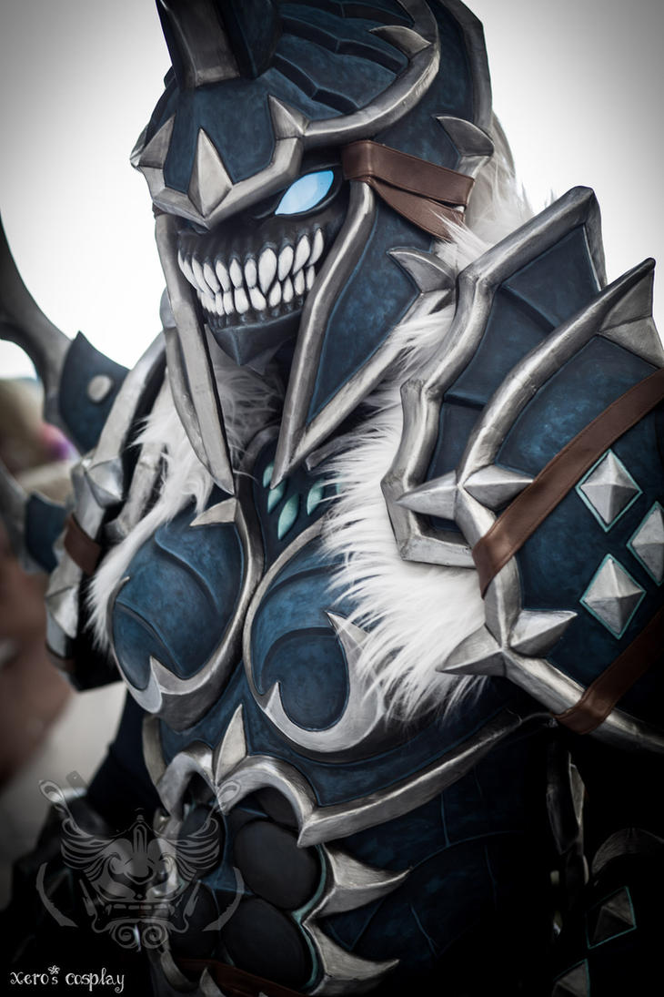 Malevolent Gladiator by Xero-Cosplay