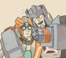 IN SWERVE'S BER by ENTERlv2