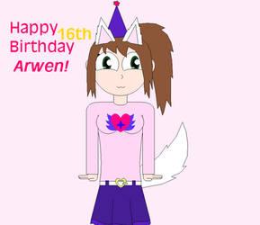 Arwen's Birthday (G)