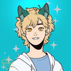 Me in Random Anime style (Picrew)