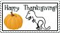 Thanksgiving Stamp by bethrainbow