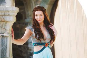 Margaery Tyrell, Green Lions dress, 2